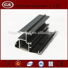 Modelli in alluminio Windows/persiane in alluminio esterno/profilo in alluminio tubolare