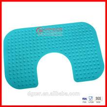 2014 hot sale silicone car floor mat