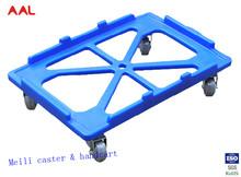 Competitive Price Round corner Design Platform Push Cart