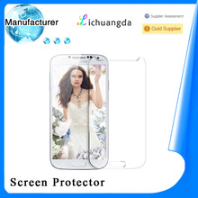 2014 Samsung Galaxy S4 premium tempered glass screen protector manufacturer wholesale!