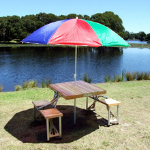 Advertising folding beach umbrella for child