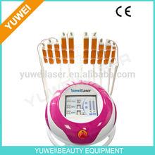 YUWEI Laser Type Medical Laser Slimming Weight Loss Electro Stimulation Slimming Machine
