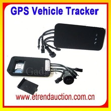 Smart Vehicle GPS/GSM/GPRS/SMS Mobile Tracking GPRS Boat Fleet Management Tracking