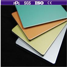 mill finish Aluminium composite sheets for petrol station