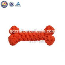 QQPET Cheap classical hot bone sex dog toy dog tug rope toys