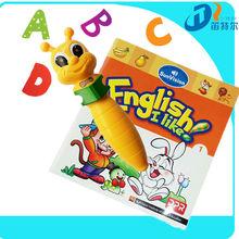 2014 Smartest English Language Talking Pen for Kids DC009