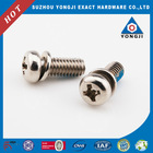 OEM Chinese Manufacturer Stainless Steel Pan Head Torx Machine Screw
