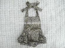 New design soft girl bubble romper creeper for baby