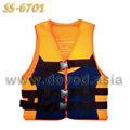 El deporte de agua chaqueta de la vida de la natación chaleco( ss- 6701)