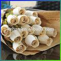 2014 mais recente projeto artificial de madeira rosas e flores para a decoração