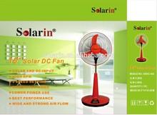12v DC solar fan outdoor solar fan
