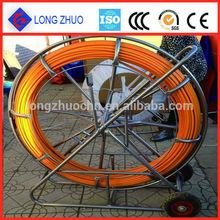 Fiberglass Cobra Duct Rod/ Fiberglass Cable Traction Roller/ Fiber duct rodder