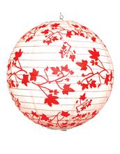 Chinese new year decoration paper lantern