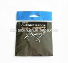 BAT Design Car Chrome Badge Emblem 3D logo