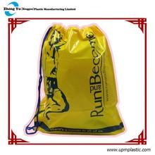 Reusable LDPE/HDPE Plastic Duffle Bag