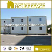 Two Storey Panelized Galvanized Lowest Storage Outdoor Storage