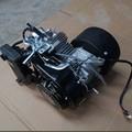chongqing 60v 3kw triciclo elétrico para o passageiro