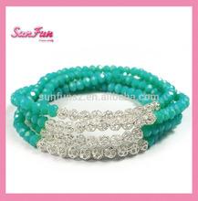 2015 newest stretch bracelet imitation jewellery mumbai