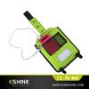 60 lumens brightness solar panel backpack charger bag, solar charger bag for mobile