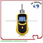 pump suction portable chlorine cl2 gas detector