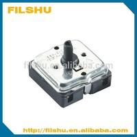 3 speed rotary fan switch