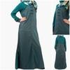 OEM China manufacturer maxi dress wholesale dubai abaya islamic clothing