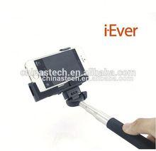 Factory Cheap Self-portrait Colorful Z07-5 monopod monopob,extendable photo selfie handheld stick bluetooth holde