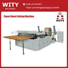 High-precision Jumbo Roll Sheeter