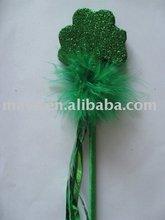 Green magic fairy stick