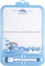 promotional gifts magnetic board & mark pen/white board/magnetic memo board