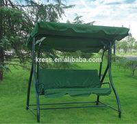 garden fabric chair patio swing chair