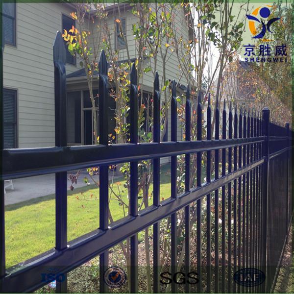 casa de grades de ferro forjado com design da grade de ferro portões de modelos