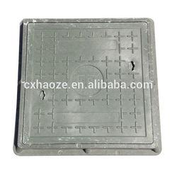 manhole cover composite machinery