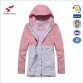 La promoción nueva 2014 chaquetas de las mujeres de diseño de moda mujer de color rosa delgado chaqueta de abrigo mujer chaqueta casual deporte niña de prendas de vestir exteriores 5 pcs/lote