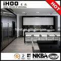 ak 3048 conforto moderno prefab armário de cozinha comilha