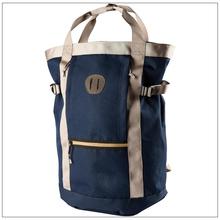 Canvas foldable shopping bag fashion big size handbag