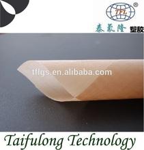 PTFE coated fiberglass fabric with SGS and UL certificate