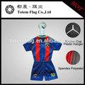 Mini camiseta de fútbol, deportes mini camiseta, mini-jersey