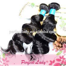 Guarantee good quality virgin brazilian human hair