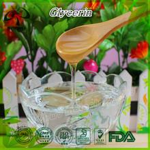 orgânica vegetal glicerina comestível