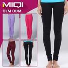 Professional womens running and sport clothing wholesale custom made yoga spandex leggings