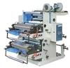 Double colors flexo printing press making machine YT2800