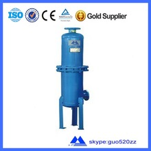 High efficient oil filter in the compressed air