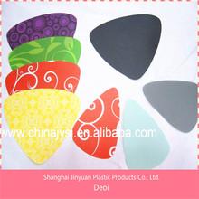 Deoi OEM factory customized PP/PVC/PET durable Polypropylene pp die cutting shapes Plastic Sheet