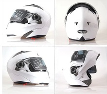 Helmet motorcycle low price JK105 white color