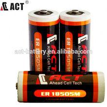 Battery lithium ER14250M/ER14505M/ER26500M/ER34615M/ER18505M