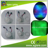 5050 pixel waterproofing color changing rgb smd led point light 12v DMX512 control systerm