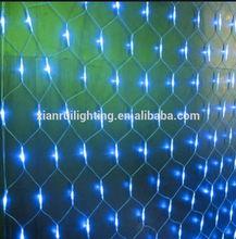 24V/110V/220V Outdoor Christmas/Party/Wedding Decoration led blue large net lights