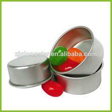Top grade professional colorful cosmetic aluminum gear box