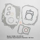 ML125 / CG125 for motorcycle overhauling gasket